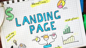 Use Landing Page ou Página de Captura como estratégia